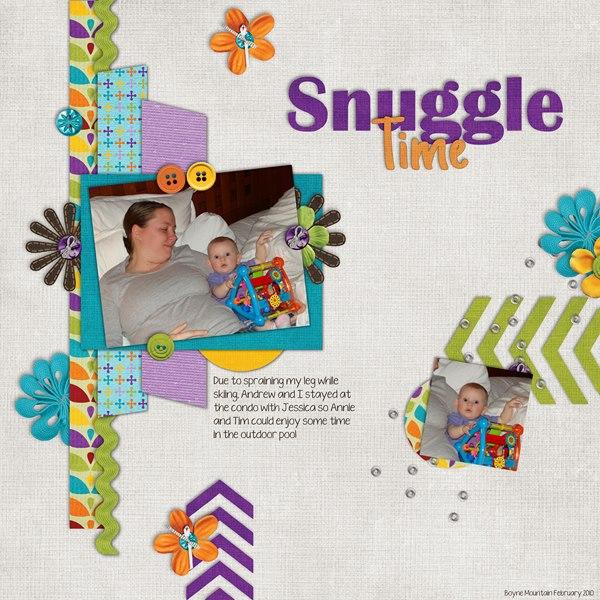 Boyne Feb 2011 Snuggle Time