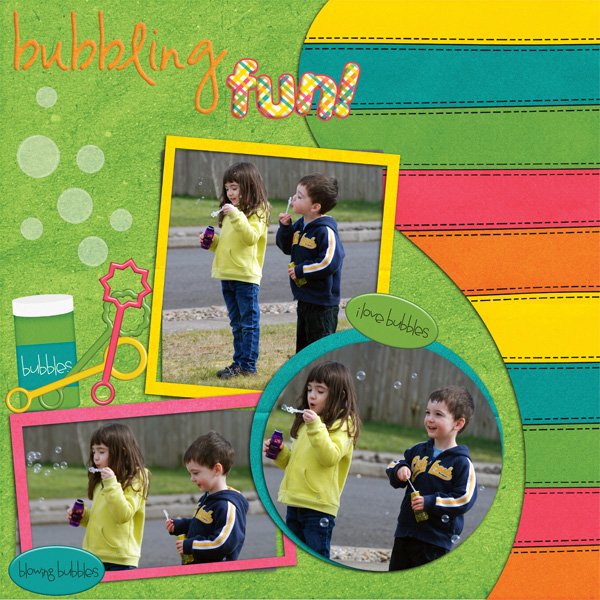 Bubbling Fun!