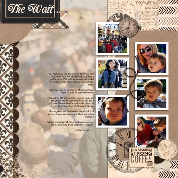Cafe Du Monde_2 The Wait