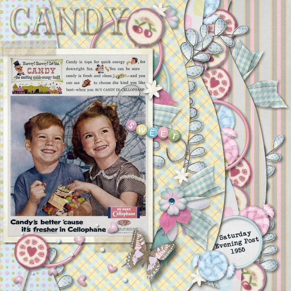 Candy 1955