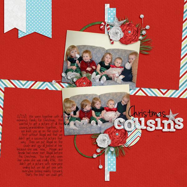 Christmas Cousins