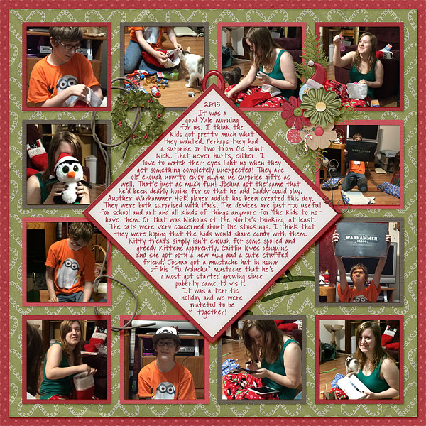 P52 Christmas 2013