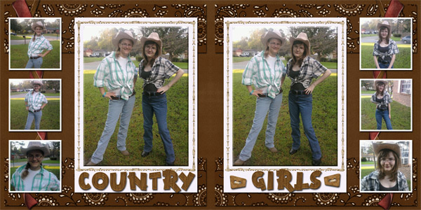 Country Girls Full