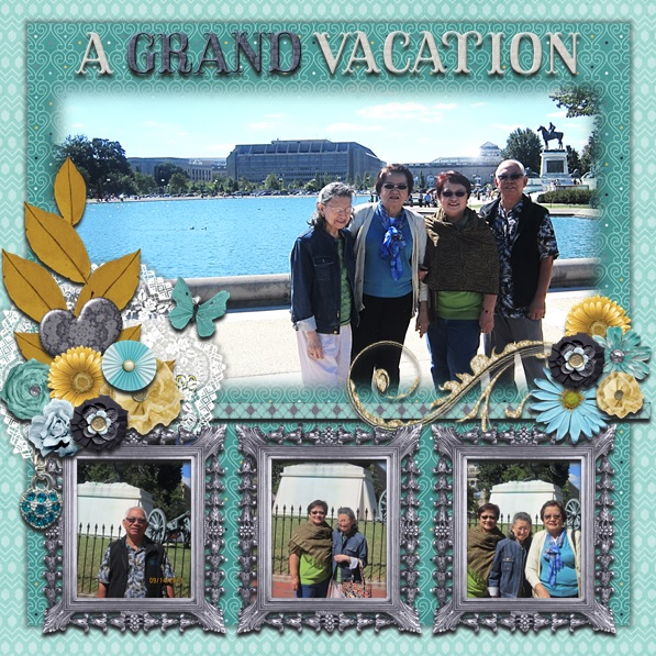 A Grand Vacation