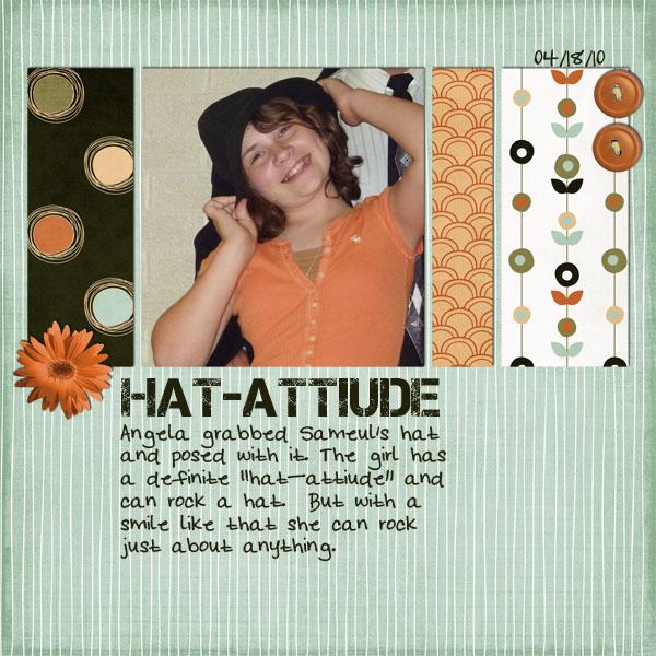 Hat-attiude