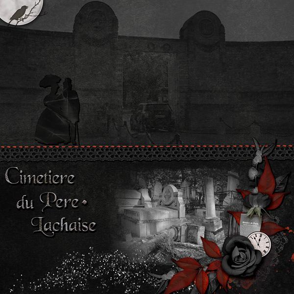 Cimetiere du Pere Lachaise