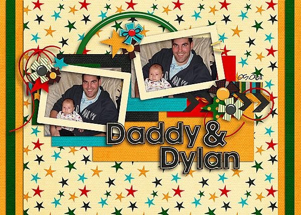 Daddy & Dylan