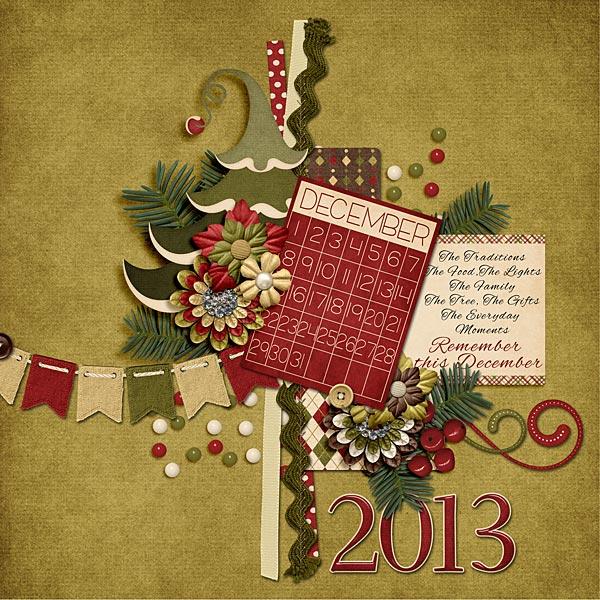 Remember This December