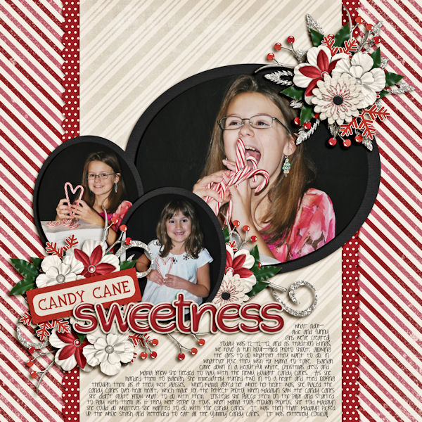Candy Cane Sweetness