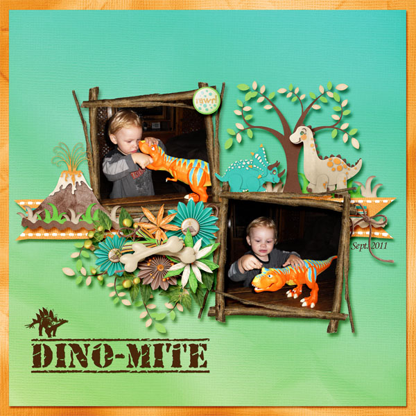 Dino - Mite