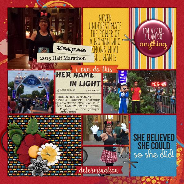 Disneyland-Half