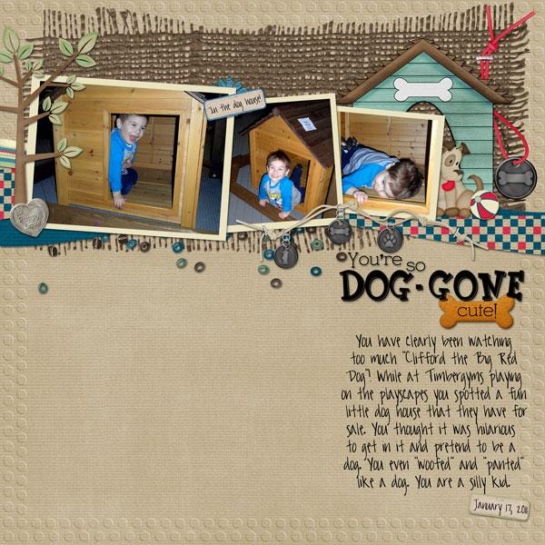 Dog Gone Cute