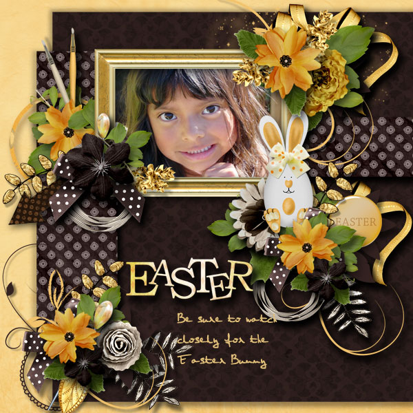 Yellow Easter Touch