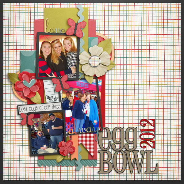 Egg Bowl - Best of Times