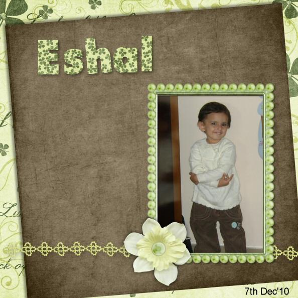 Eshal