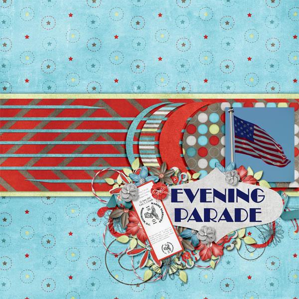Evening Parade 1