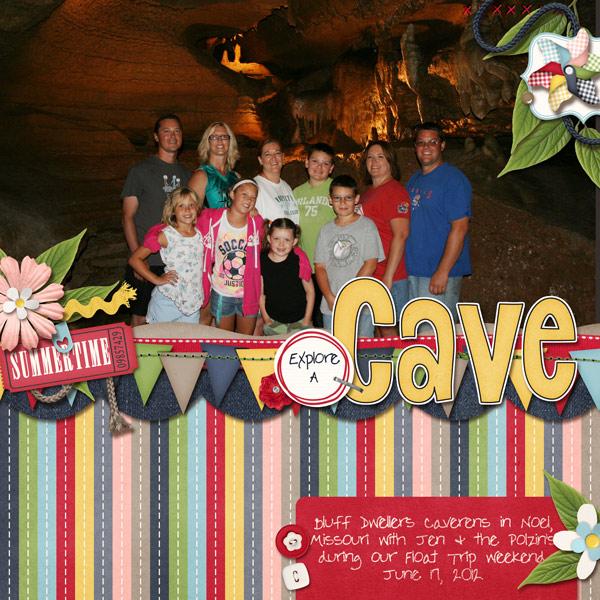 Explore-A-Cave