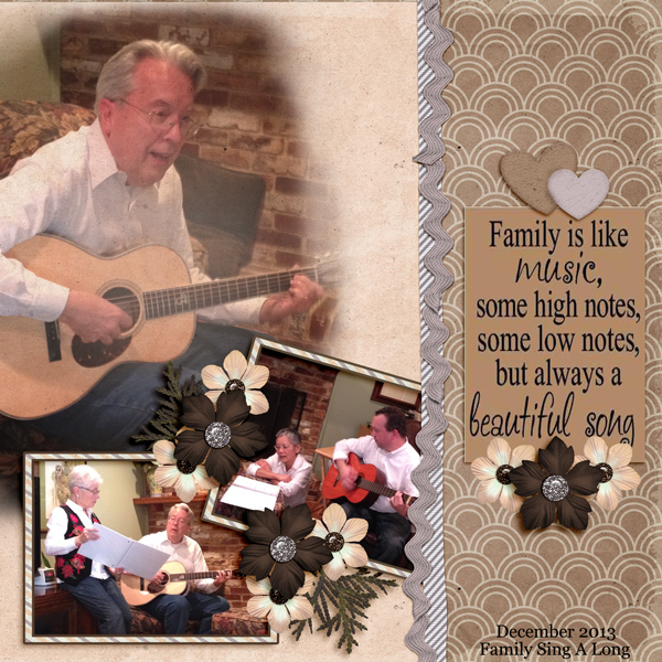 Family Sing A Long