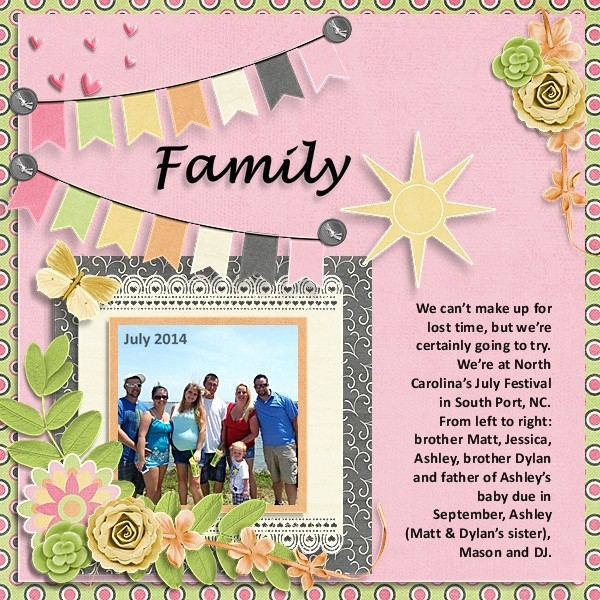 Family July 2014