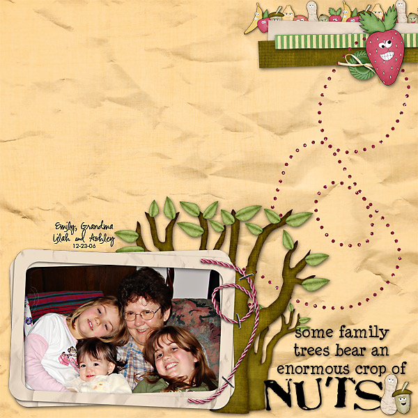 Family of Nuts