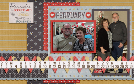 Februray 2014 Desktop - January Desktop Challenge