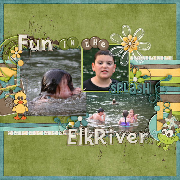 Fun-In-The-Elk-River