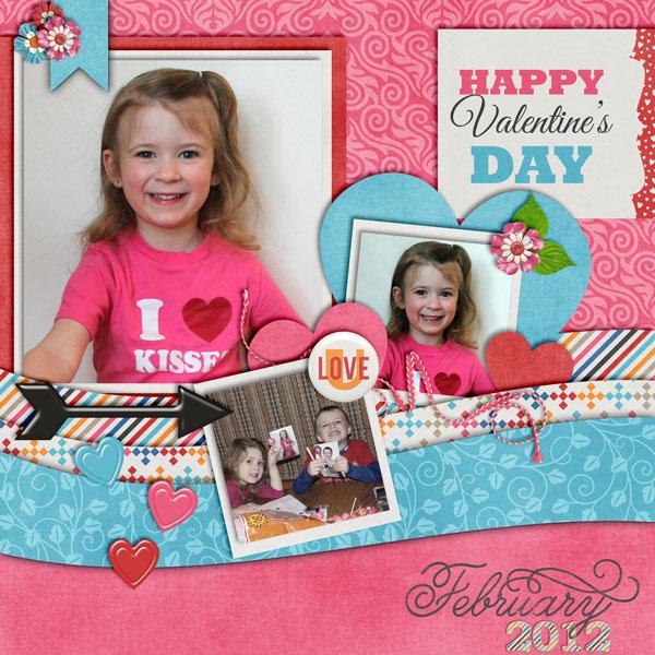 Kaylee Valentines 2012