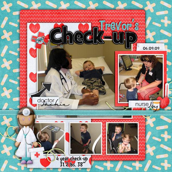 Trevor's Check-up