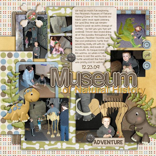 Exploring AZ's Museum of Natural History