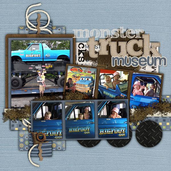 Monster Truck Museum