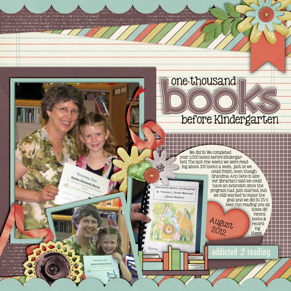 1,000 Books before Kindergarten!