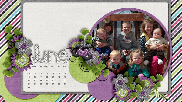 June 2013 Desktop Wallpaper
