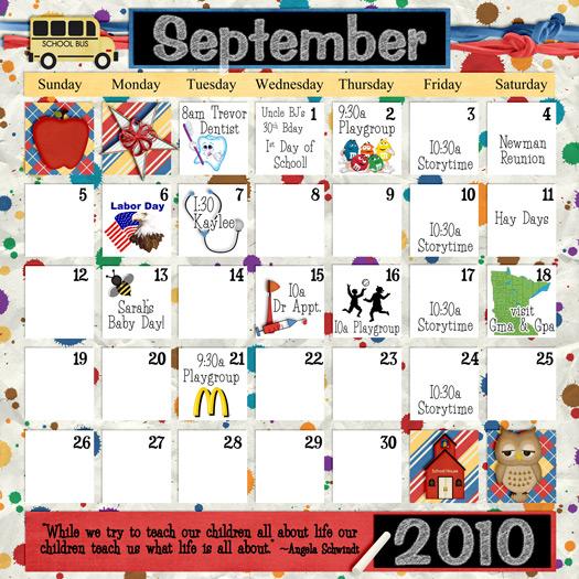 """""""September 2010"""""""