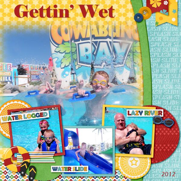 Gettin Wet