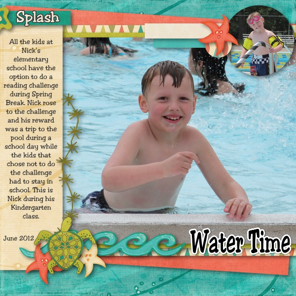 Water Time