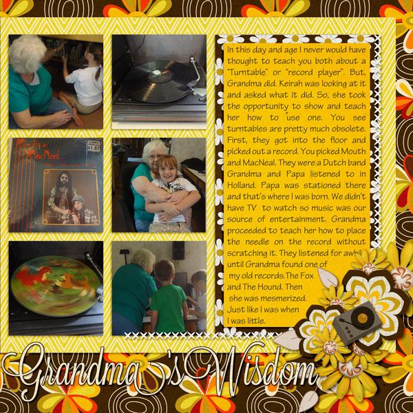 Grandma's Wisdom page 2