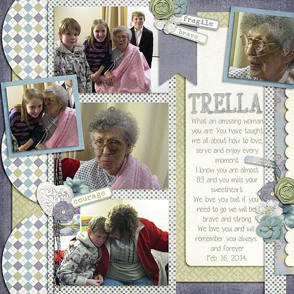Grandma Trella