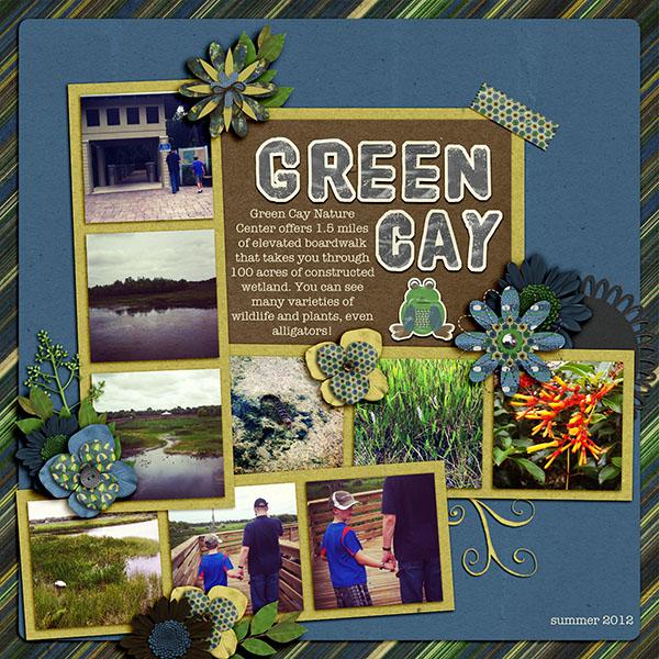 Green Cay Park