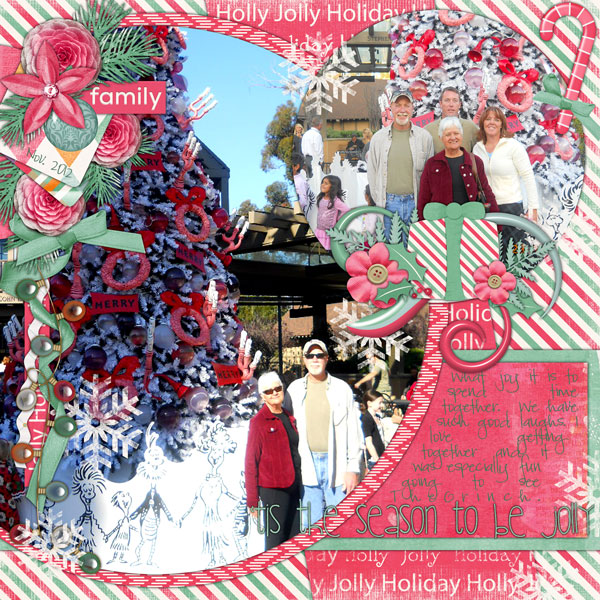 Holly Jolly Holiday
