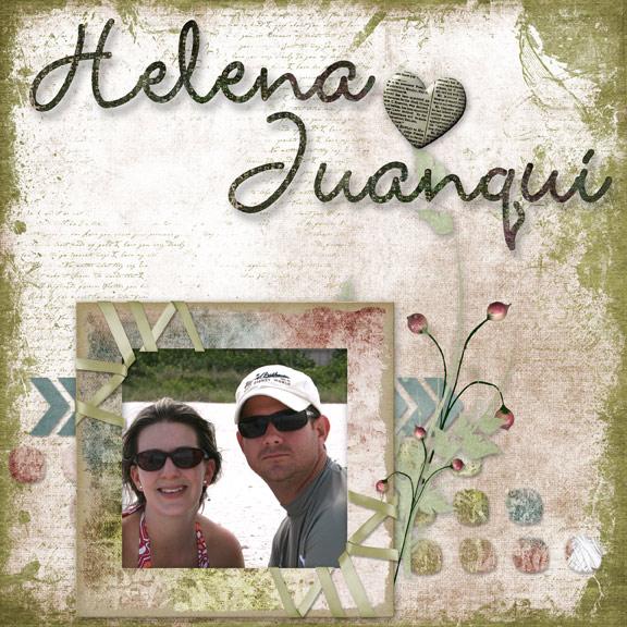 Helena and Juanqui