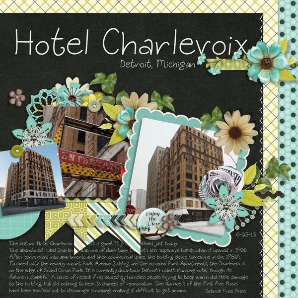 Hotel Charlevoix