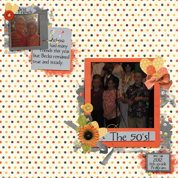 May 2012 Program - The 50's