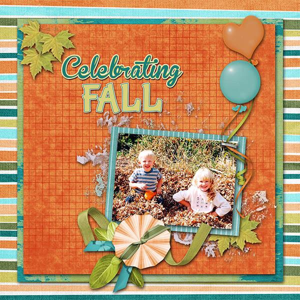 Celebrating Fall