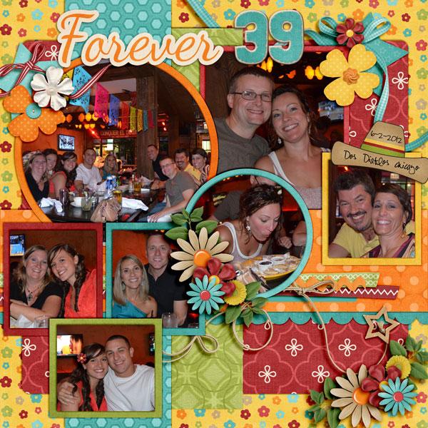 Forever 39