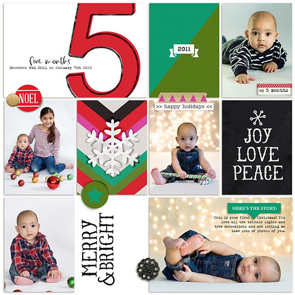 Jay 5 months pg 1