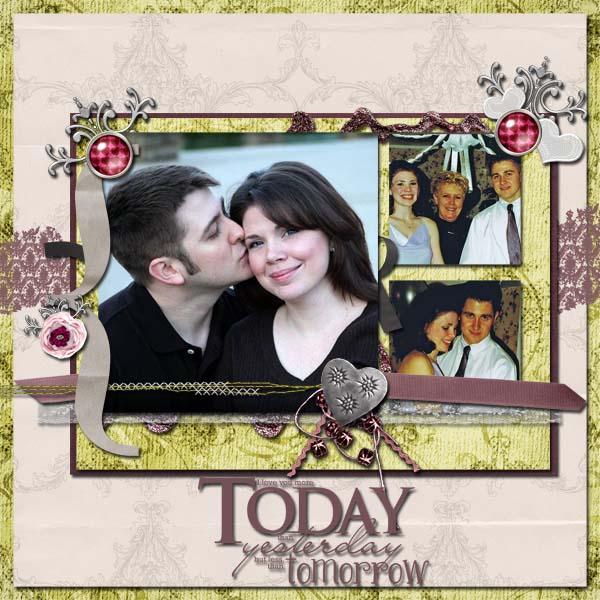 Jen and Mark Anniversary