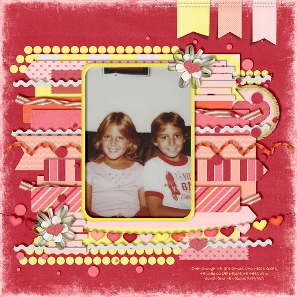 Jo & Me - 1984