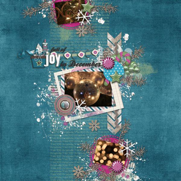 Joyful December