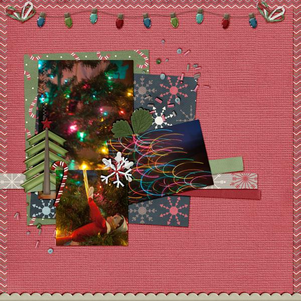 Christmas Tree Fun 2013