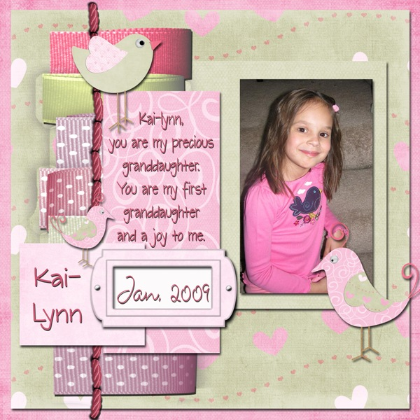 Kai-Lynn My Love